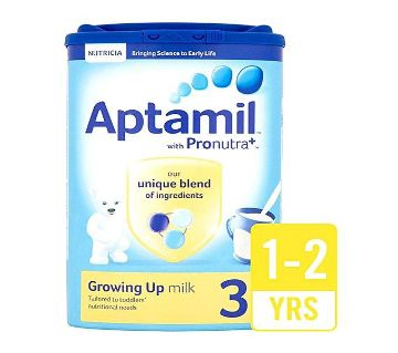 Aptamil 3 Growing Up Milk (1-2 Years)