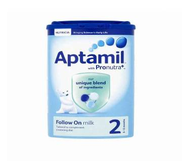 Aptamil 2 Follow On Milk (6-12 Months)