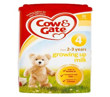 Cow & Gate 4 Milk (800) Gm uk