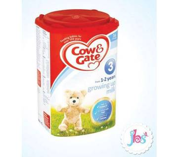 Cow & Gate 3 Milk (800) Gm uk