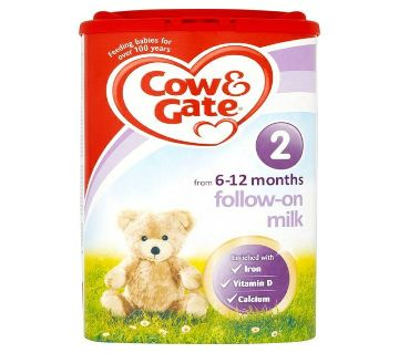 Cow & Gate 2 Milk (800) Gm