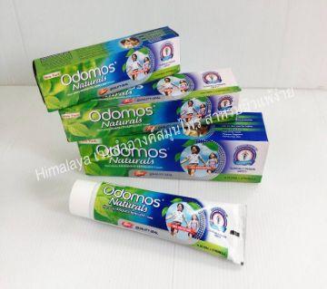 Odomos Naturals Non-Sticky Mosquito Repellent Cream  50g