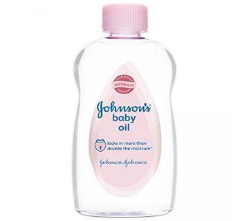Johnson Baby Oil  200ml