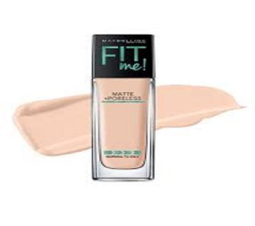 Maybelline New York Fit Me Foundation - 115 Ivory 30 ml (France)