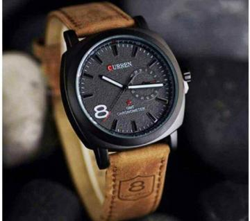 Curren Analoug Watch For Men 1
