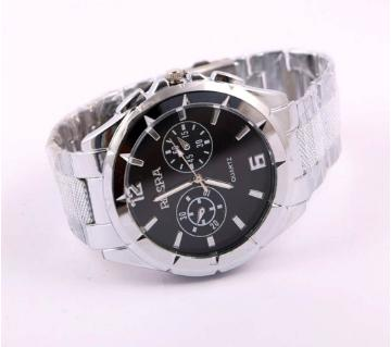 RASRA Gents Wrist Watch Black Dial