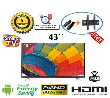 "43"" SMART LED TV IPLE"