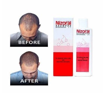 Nizoral Anti Dandruff Shampoo - 50ml - Thailand