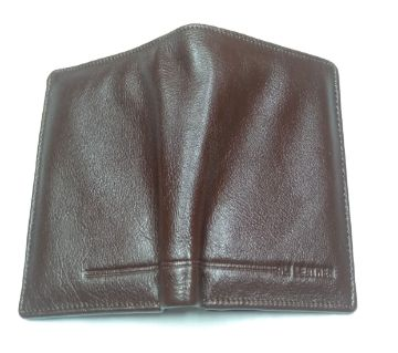 Mens Leather Wallet -chocolate