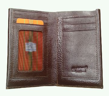 Men Jeep Wallet with Coin Bag