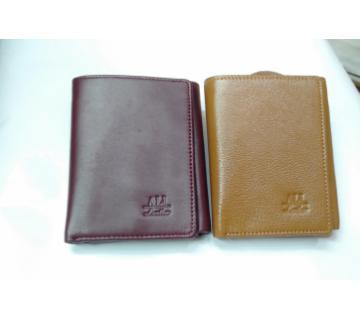 Mens Leather Wallet (Random 1)