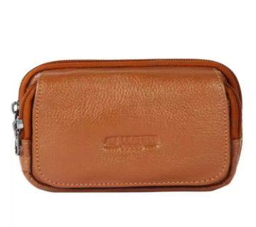 Artificial leather mobile bag messenger bag shoulder bag cross body bag
