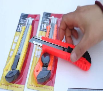 SDI Anti Cutter (One Extra Blade) Different Colour