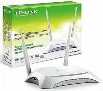 TP-Link TL-MR3420 300Mbps 3G/4G Wireless Router