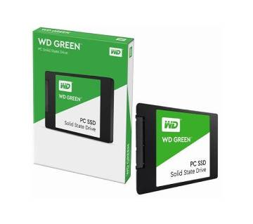 Western Digital WDS240G1G0A 240GB Internal Solid State Drive (Green)