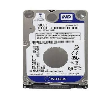 WD BLUE 500 GB Laptop Internal Hard Disk Drive (WD5000LPCX)