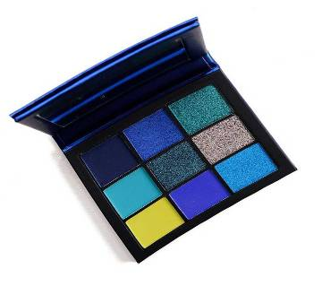 Huda Beauty Sapphire Obsessions Eyeshadow Palette 200g China