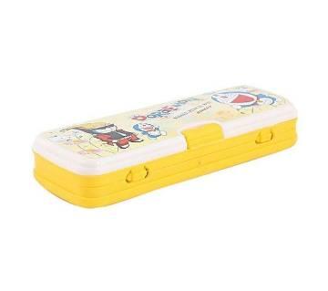 Doraemon(kinary) Small Pencil Box - Yellow (2pcs)