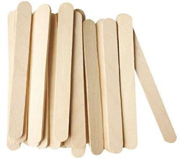 200 Pcs Wooden Ice Cream Sticks