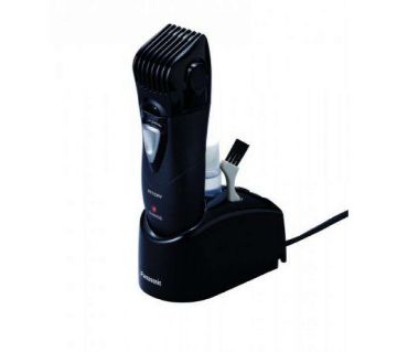 Panasonic Japan Portable Hair and Beard Trimmer- Black