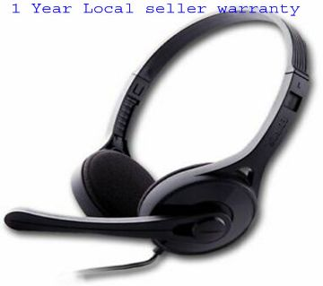 Headset Edifier K-550 with 1 year replace warranty