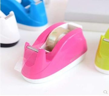 Deli 808 Tape Dispenser - Pink