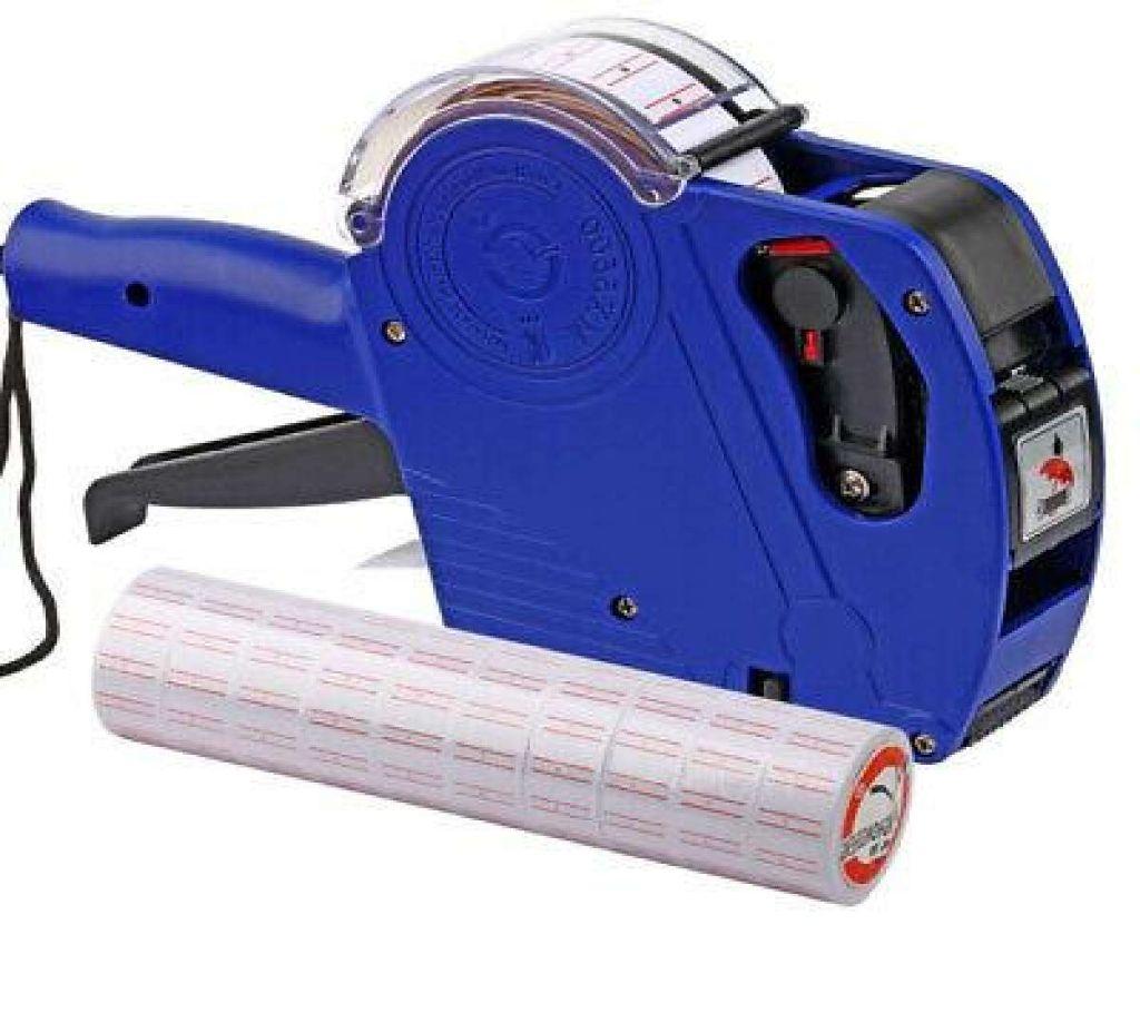 প্রাইস লেবেলার মেশিন উইথ 10 rolls Price Tag Sticker (2 in 1) বাংলাদেশ - 1085378