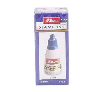 Shiny Stamp Pad Ink - 28ml - Blue