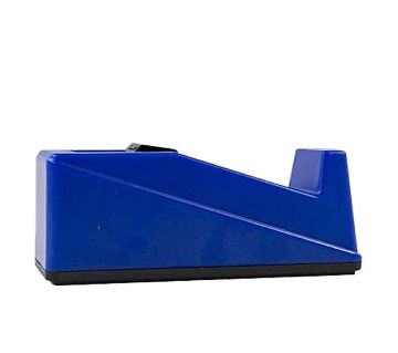 H-No.9 Tape Dispenser - Blue - 6pcs