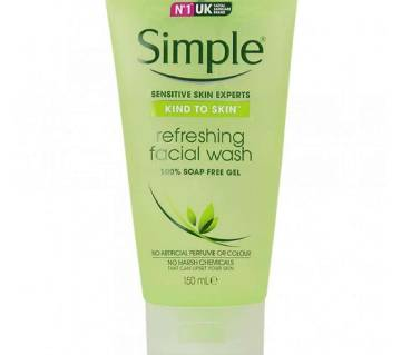 Kind To Skin Refreshing Facial Wash Gel-150ml-China