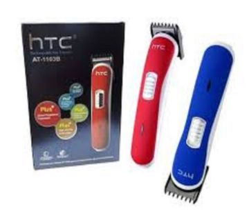 Rechargeable hair trimmer HTC AT-1103B