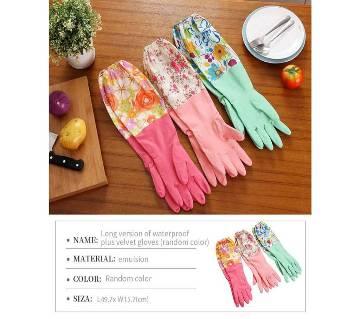 Kitchen Hand Gloves-1 Pair