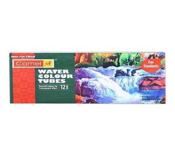 Water Colour Tubes - 12 Shades