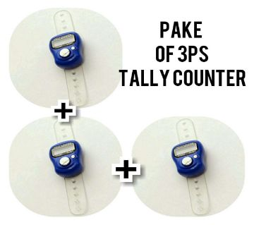 Tally counter Digital tazbee (3ps)