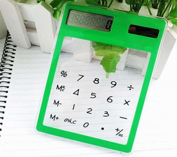 Solar Touch Calculator
