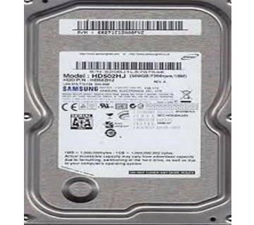 Desktop Hard Disk Drive - 1TB - Silver
