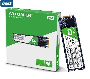 WD 240GB SSD Western Digital 240GB Green 2.5 Internal Solid State Drive- Green