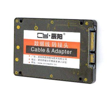 CY SA-215 2 in 1 Combo M.2 NGFF B-key & mSATA SSD