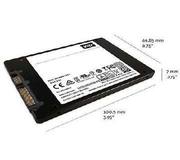 SSD Western Digital Green 120GB 2.5 Inch
