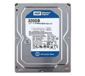 WD 320GB Desktop SATA Internal Hard Drive