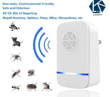 Loskii PR-892 Multi Use Ultrasonic Pest Repellent