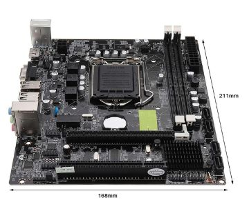 H55 Intel Chipset Motherboard with HDMI