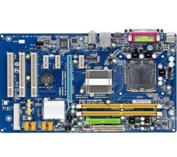 Speed H61M-S2P Intel Chipset DDR3 Motherboard