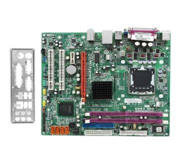 NEW for Intel G31 LGA 775 Socket DDR2 MicroATX Desktop Computer Motherboard 4GB