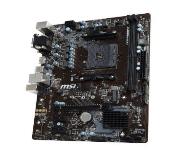MSI A320M PRO-M2 V2 DDR4 AMD AM4 Socket Mainboard