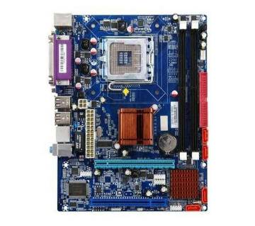 Intel G31 - DDR 2 Desktop Motherboard
