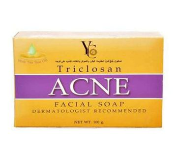 Yc Herbal Soap Acne 100g-Thailand