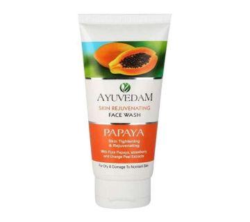 Skin Rejuvenating Papaya Face Wash - 100 ml BD