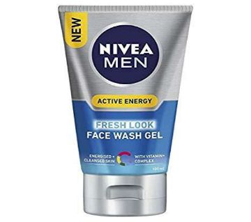 Men Active Energy Face Wash Gel -100ml BD