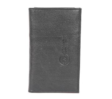 High quality Huge Capacity Thin Mens Long Wallet
